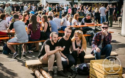 Wrocławski Festiwal  Dobrego Piwa 2017. Autor zdjęć: Bartek Janiczek